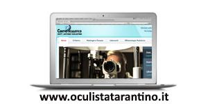 www.oculistatarantino.it